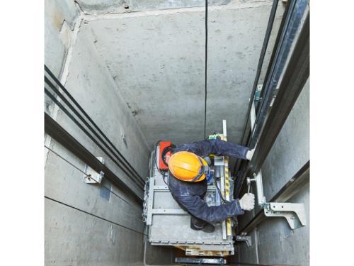 Montage & démontage ascenseur