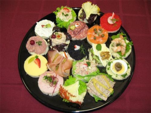 Amuse-bouches gourmets