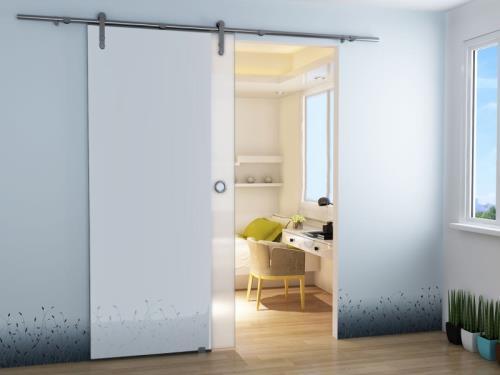 Portes intérieures en verre