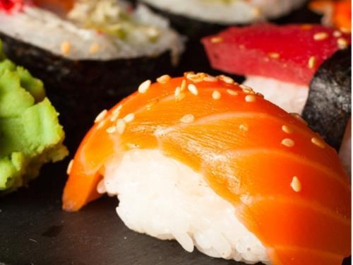 Nos plateaux de sushi