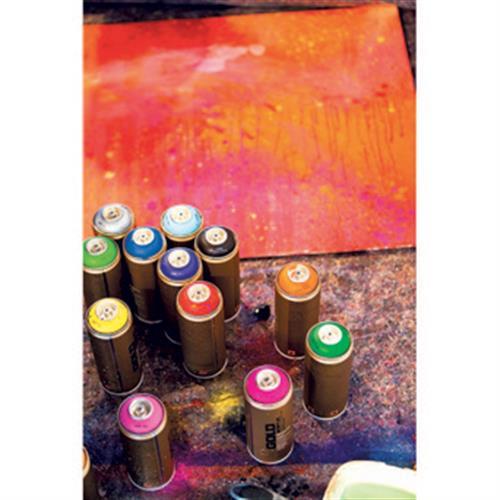 Spray acrylique