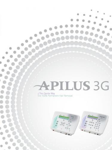 Séance de 5 min - Electrolyse Apilus Epilation définitive