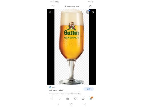 Bière Battin