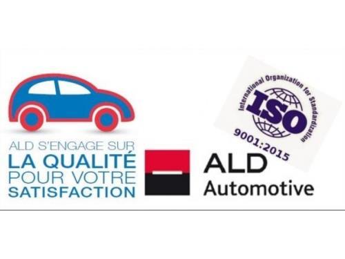ALD Automotive obtient la certification ISO 9001:2015