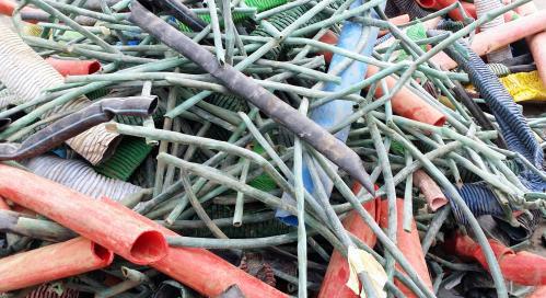 Traitement de déchet plastique
