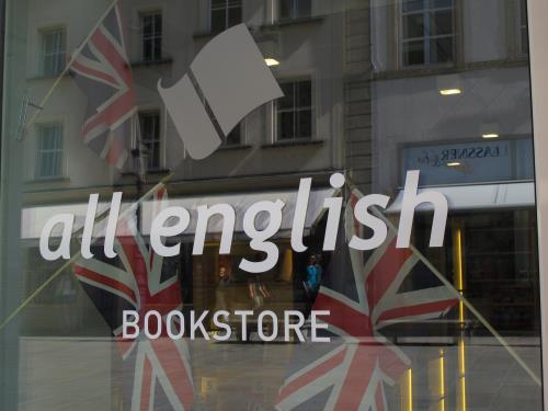 All English Bookstore