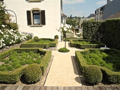 Jardin style classique
