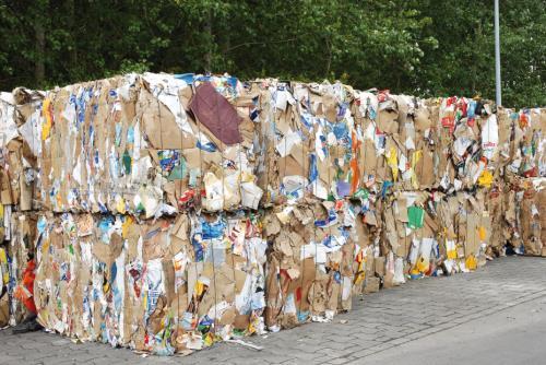 Tri et recyclage des déchets