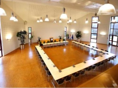 Salle et équipements