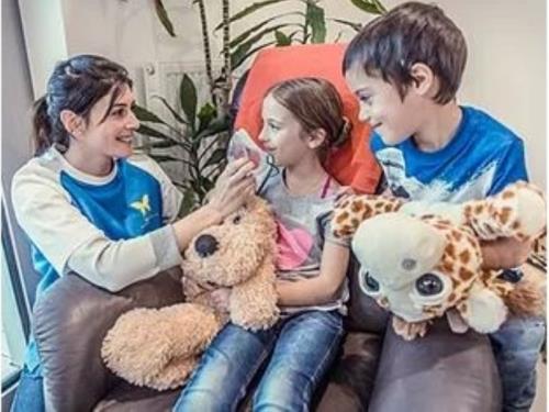 Aides et soins à domicile pour les enfants