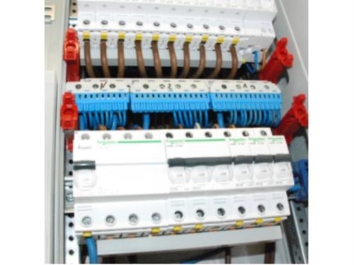 Installations d'électricité