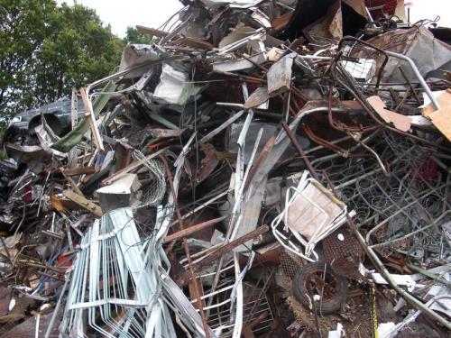 Recyclage fers & métaux