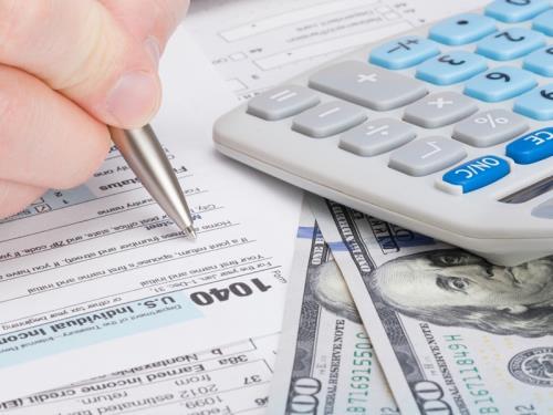 Déclaration d'impôt