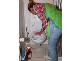 Nettoyage sanitaires