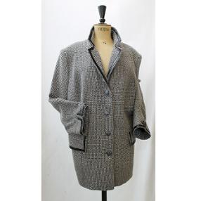 Modèle Edlodia : veste sel - poivre