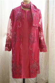 Robe de soirée Collection Evening Dreams - Modèle Pink Lady