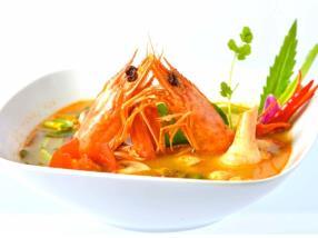 Spécialités thaïlandaises