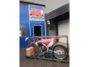 Réparation de motos