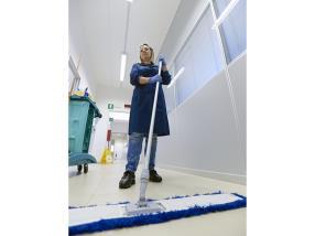 Nettoyage avant aménagement