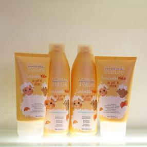 L'OREAL PRPFESSIONNEL - Série nature - tendresse kids