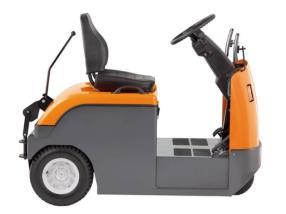 Tracteur électrique porte