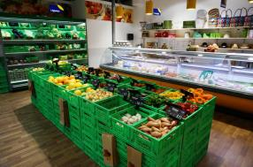 Fruits - légumes bio
