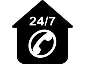 24/7 Emergency repair service - Tel. +352 288 478 80