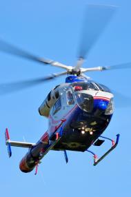Nos hélicoptères de sauvetage