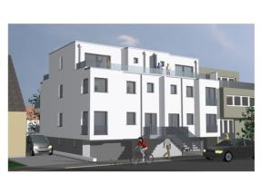 Projet Maison Bi-Familaile à Esch-sur-Alzette
