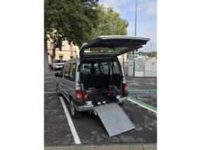 Transport de malades assis