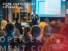 Open Enrollment Courses