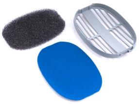 Filtre diffuseur bleu Nilfisk GM80/GS80/GM90/GS90/GA70