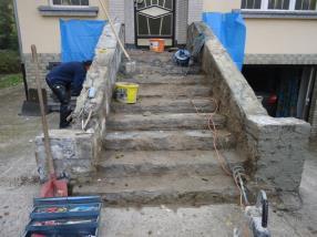 Renovierungs- und Umbauarbeiten