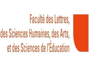 Faculté des lettres, des Sciences Humaines, des Arts ...