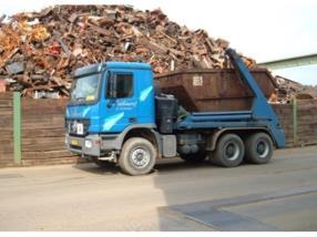 Recyclage et démolition industrielle