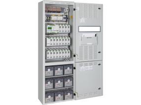 Système de batterie central