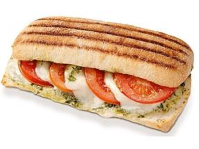 Paninis chauds et froids