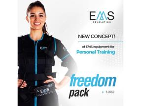 PACK EMS - Equipment for Personal Training