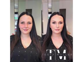 Maquillage Avant/Après