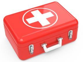 Moyens de premiers secours