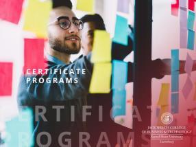 Business Certificate Programs (Executive Education)