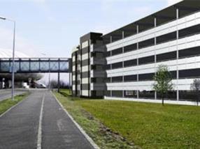 Parking Belval à Esch-Belval