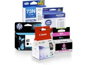 Bruneau: Ink cartridges and toners