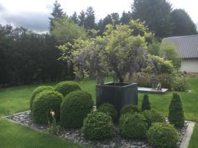 Ikebana am nagement de jardin am nagement ext rieur for Amenagement jardin luxembourg
