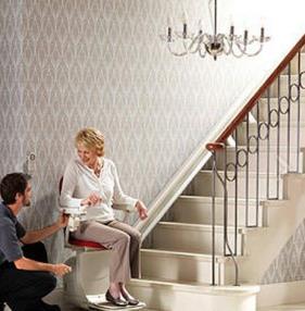 Monte-escaliers