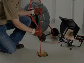 Inspection canalisation par caméra