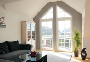 Fenster in Holz, Kunststoff, Holz-Aluminium