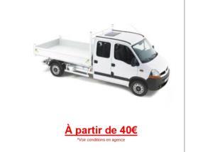Location de camionnette