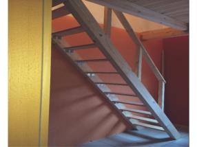 Rénovation, pose d'escalier, carrelage...