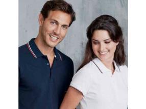 Polo homme/femme à personnaliser
